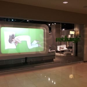 definition rear projection film marketing