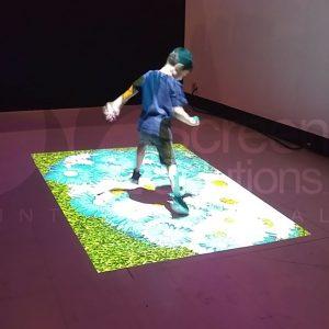 pediatric interactive floor