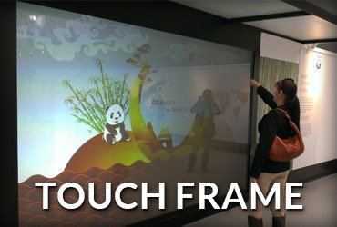touch frames